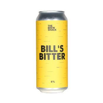 BILL'S BITTER 4%